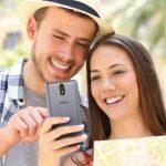 Smartfon na wakacjach